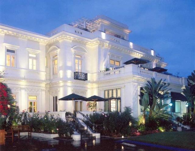The Mansion at Glorietta Bay