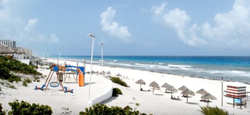 Playa Delfines, Cancun beaches