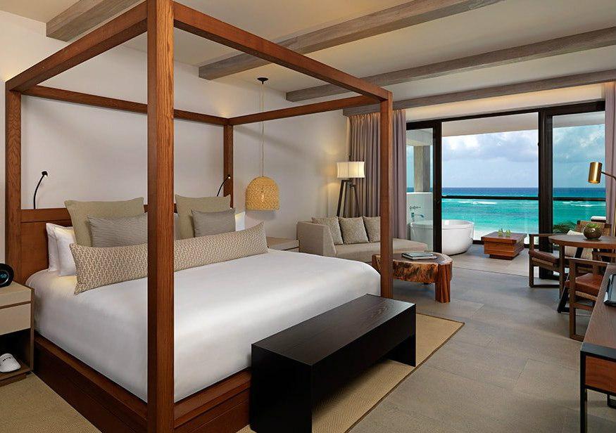 Unico 20 87 Alcoba Oceanfront Suite