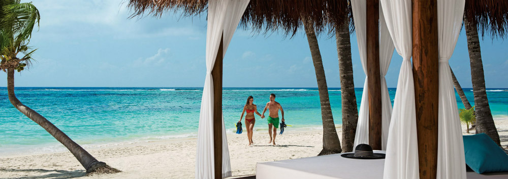 Best Akumal beach or waterfront hotels.