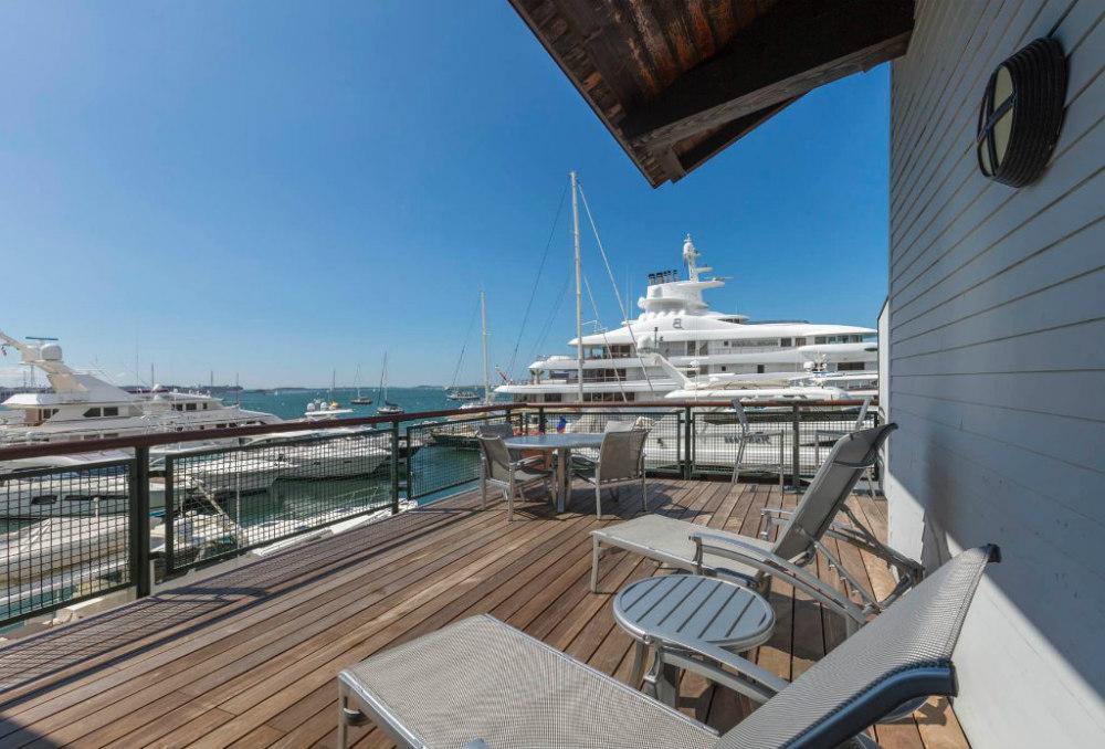 Boston Waterfront Hotels, Boston Yacht Haven Inn