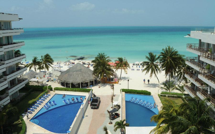 Isla Mujeres Beach Hotels, Ixchel Beach Hotel
