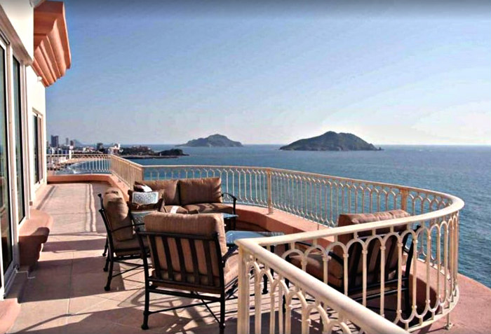 Luxury Mazatlan Waterfront Vacation Rentals