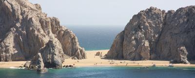 Lover's Beach, Mexico