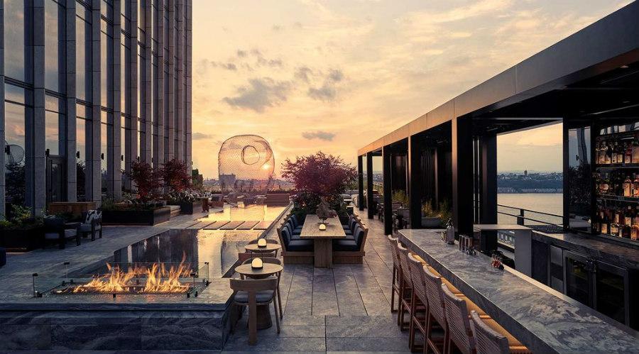 New York Waterfront Hotels, Equinox