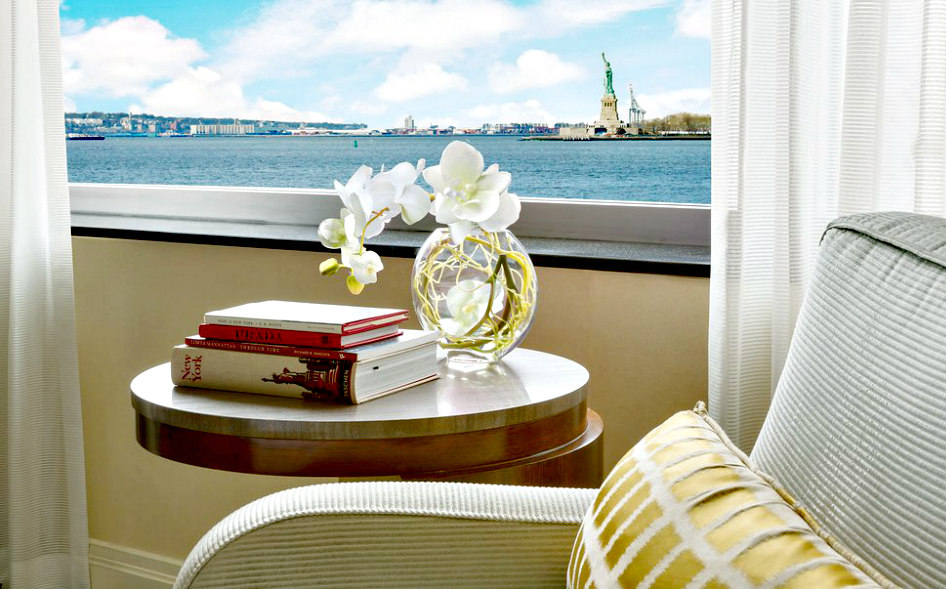Best New York waterfront hotels, The Wagner at The Battery