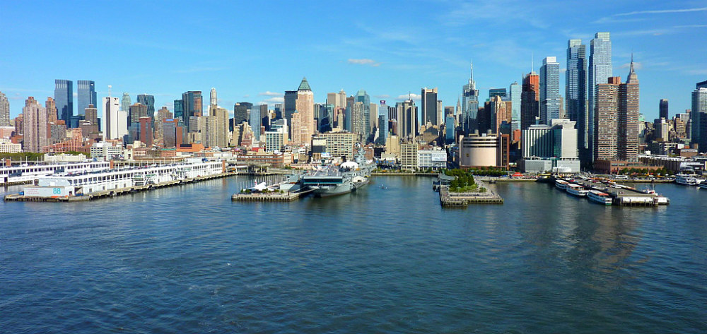 New York Waterfront Hotels