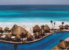 Playa Ballenas, Cancun