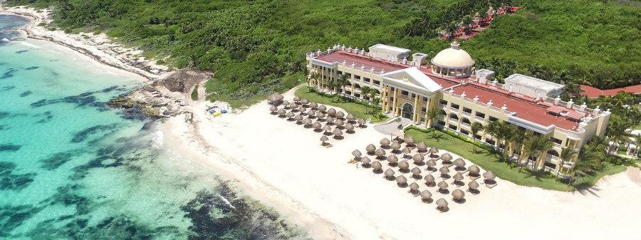 Iberostar Grand Paraiso, 5 Star Adults Only in Playa del Carmen.