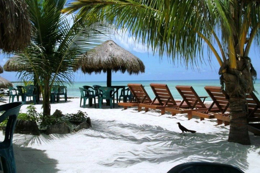 Relax at Playa Palancar, Cozumel