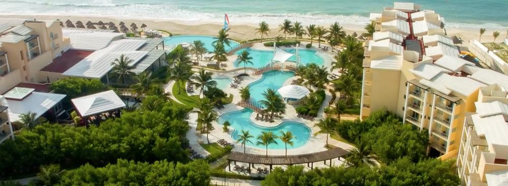 Now Jade Riviera Cancun in Puerto Morelos