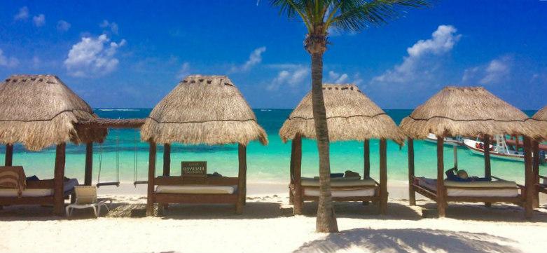 Best beachfront hotels in Puerto Morelos