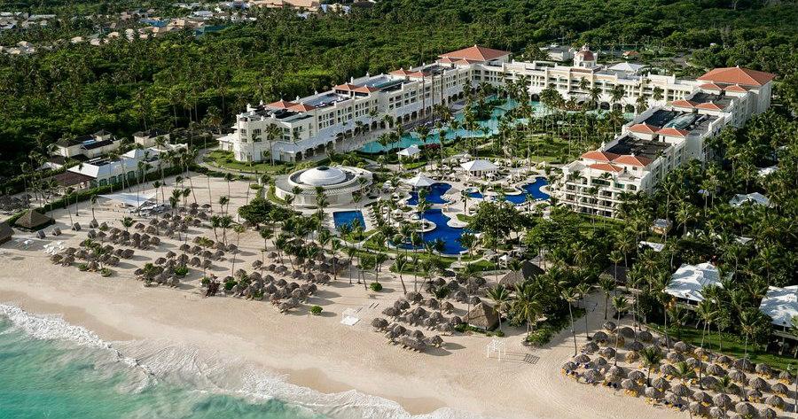 5 Star Punta Cana Beach Hotel. Iberostar Grand Bavaro.