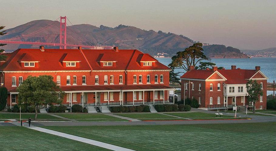 Best San Francisco waterfront hotel: Lodge at the Presidio