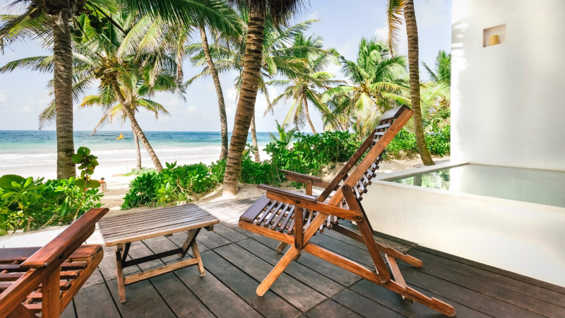Tulum Beach Hotels: The Beach Tulum