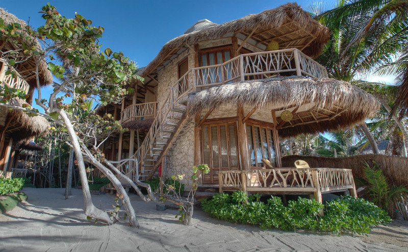 Tulum Beach Hotels: Playa Tulum