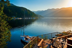 Deep Cove Vacation Rental