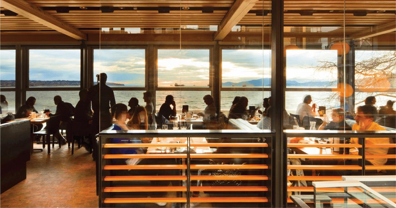 Best Vancouver Waterfront Restaurants