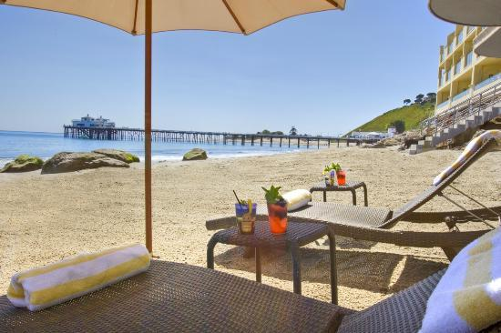 Leo Carrillo Beach Are Two Well Rated Beachfront Hotels Which Also Close To Malibu Away From The Hustle And Bustle Of Los Angeles These