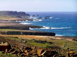 Rugged South East Coast of Aruba
