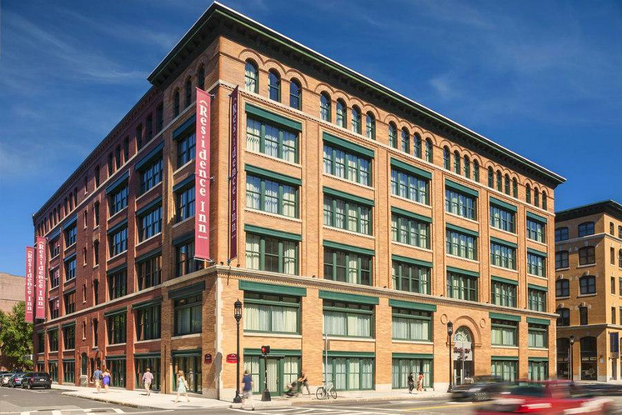 Boston Waterfront Hotel: Residence Inn