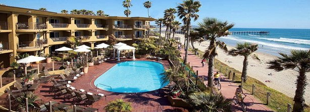 Pacific Terrace Hotel, San Diego