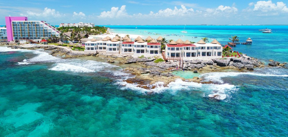 Best Ilsa Mujeres Beach Hotels with Spa