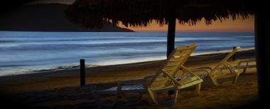 Mazatlan beaches offer great sunsets!