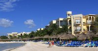 Ever popular Playa del Carmen