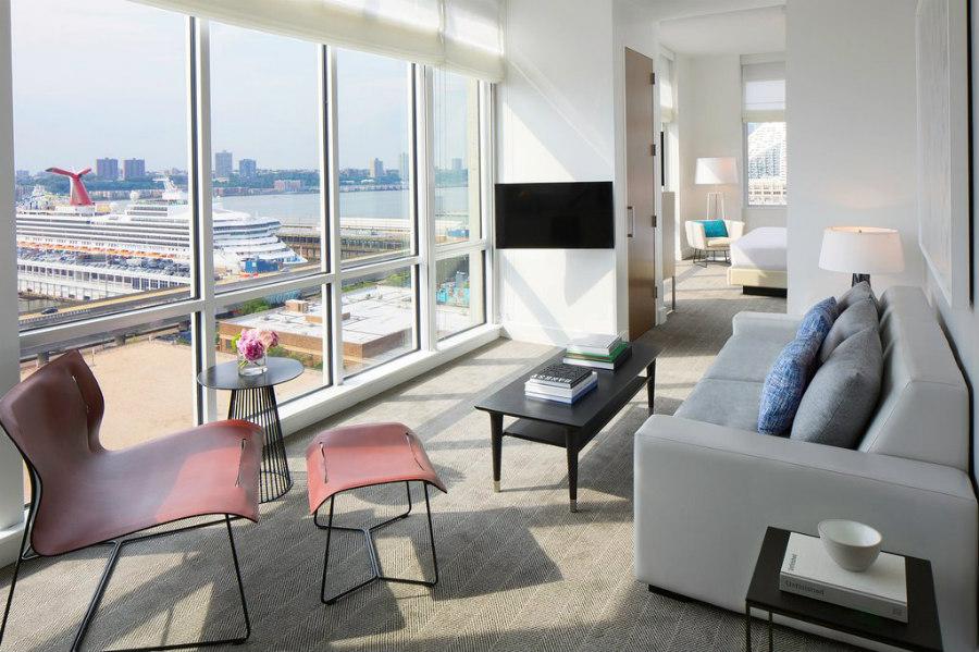 New York Waterfront Hotels, Kimpton Ink48
