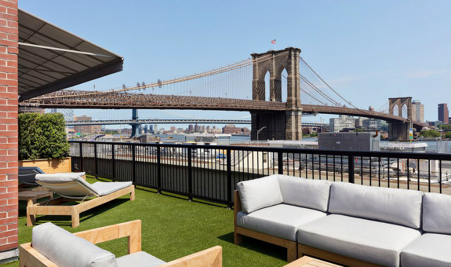 New York waterfront Hotels: Mr. C. Seaport Hotel